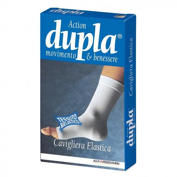 DUPLA Cavigl.Elast.Bianca XL