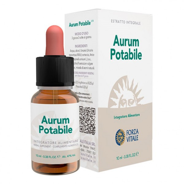 ECOSOL Aurum Potabile 10ml