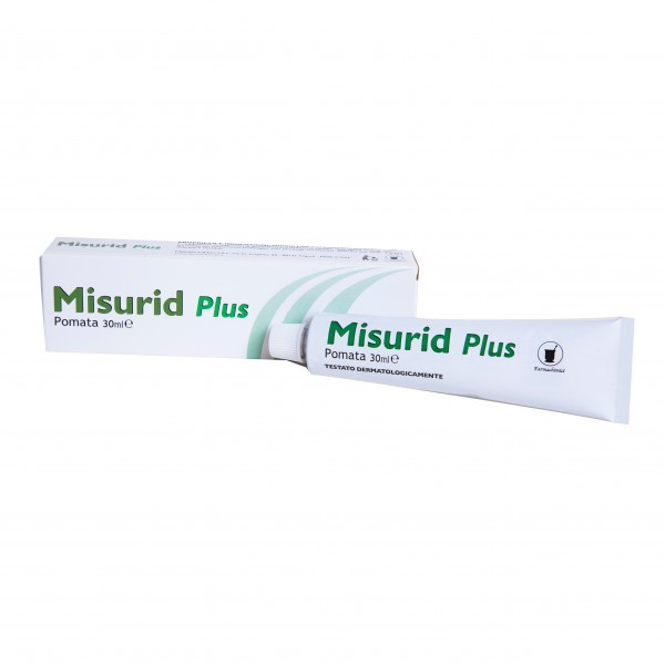 MISURID Plus Pomata 30g