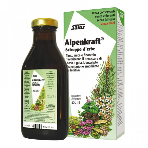 ALPENKRAFT Ton.Erbe Alpine