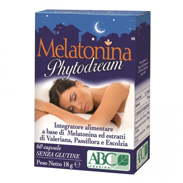 MELATONINA Phytodream 60 Cps