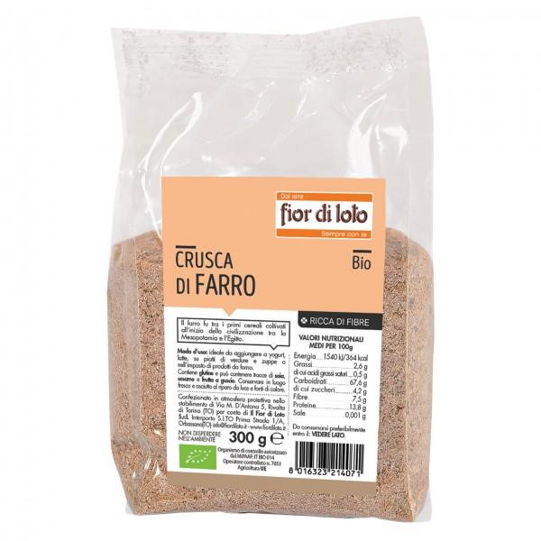 FdL Crusca Farro 300g