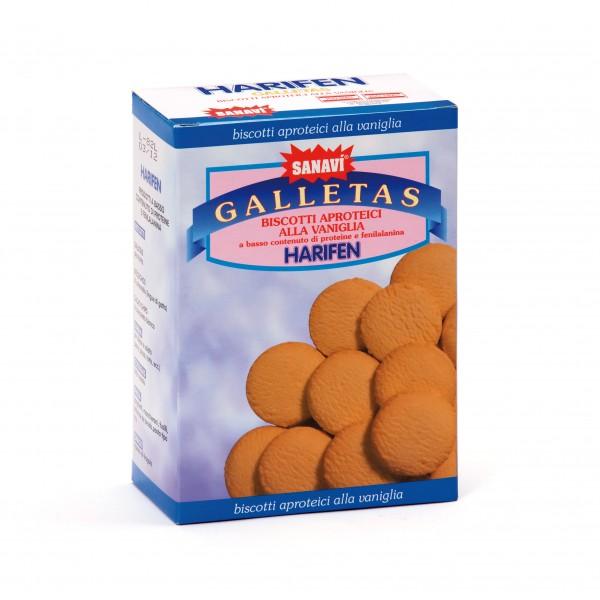 HARIFEN Galletas Vaniglia 200g