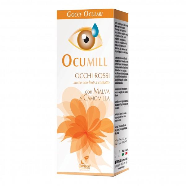 OCUMILL Camomilla Malva 15ml