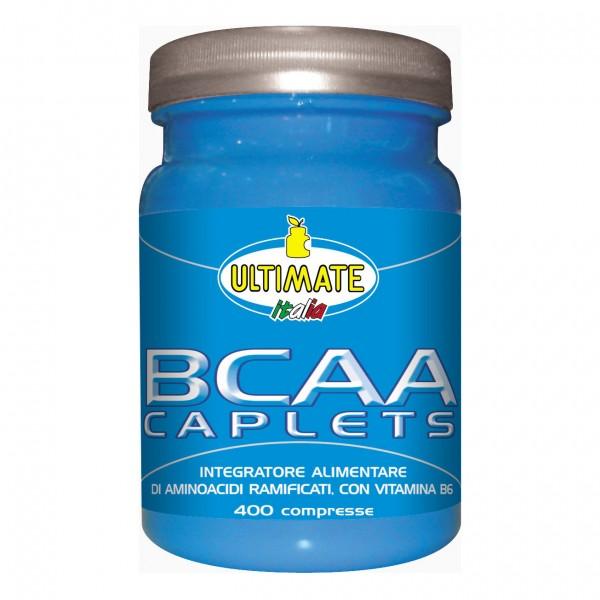 BCAA 400 CAPLET 600g ULTIMATE