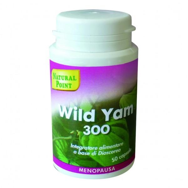 WILD YAM 300 20% 50 Capsule