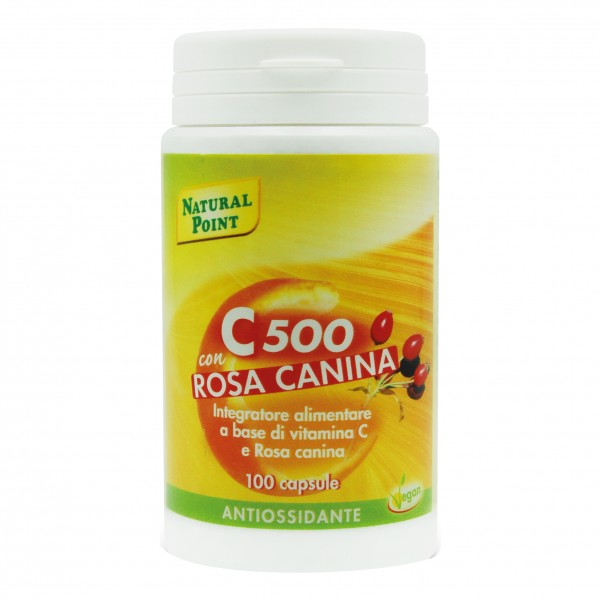 C 500+Rosa Canina 100 Cps N-P