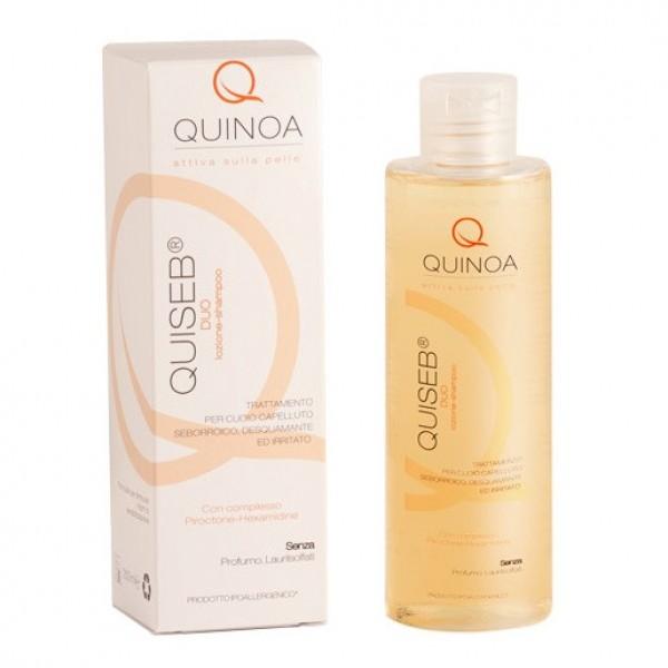 QUISEB Duo Lozione-Shampoo 200 ml