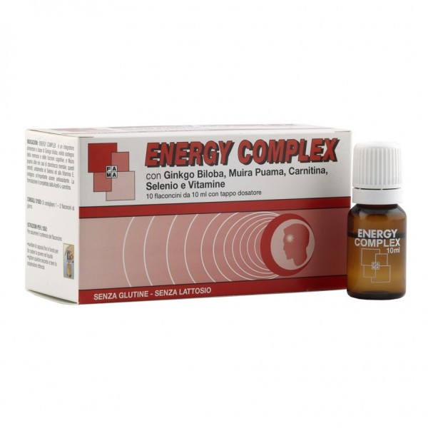 ENERGY Complex 10fl.10ml