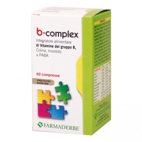 B Complex 60 Cpr FDB