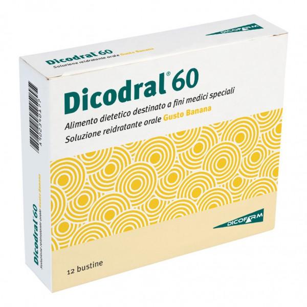 DICODRAL 60 12 Buste 4,78g