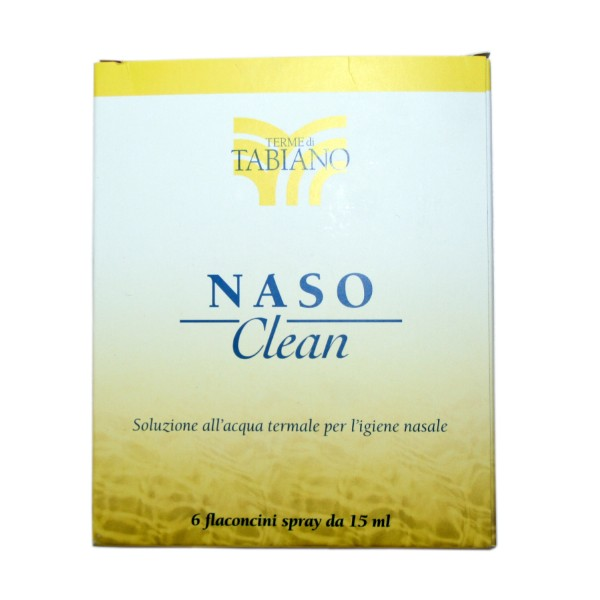 NASOCLEAN Sol.Spray 6fl.15ml