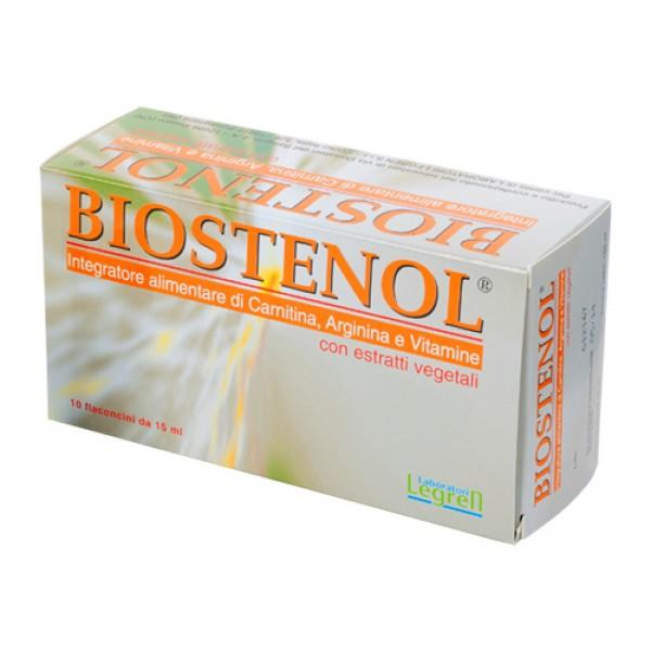BIOSTENOL 10 Fl.15ml    LEGREN