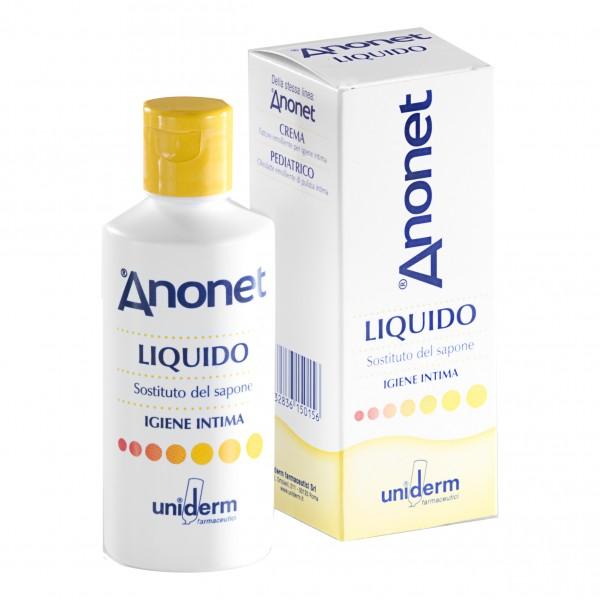 ANONET Detergente Intimo con Aloe 150 ml