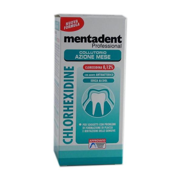 MENTADENT Dent.Chx 0,12% 75ml