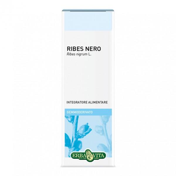 GEMMODERIVATO Ribes Nero Soluzione Idroalcolica 50 ml ErbaVita