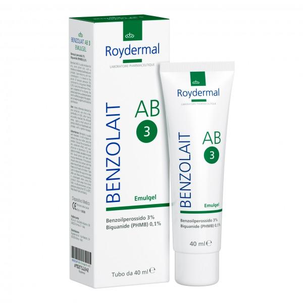 BENZOLAIT AB3 Emulgel 40 ml