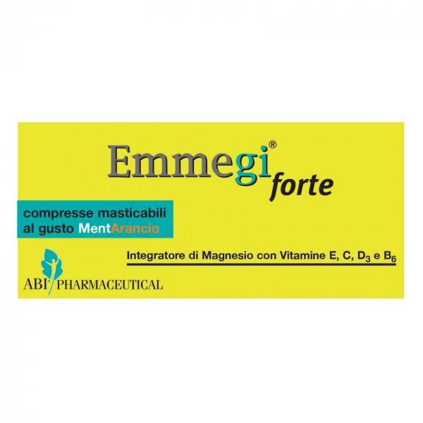 EMMEGI Forte 20 Compresse masticabili