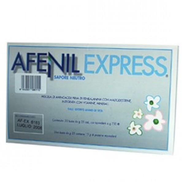 AFENIL Express Neutro 30 Bust.