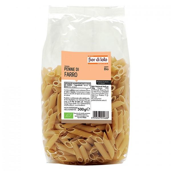 FdL Pasta Farro Penne Bi.500g
