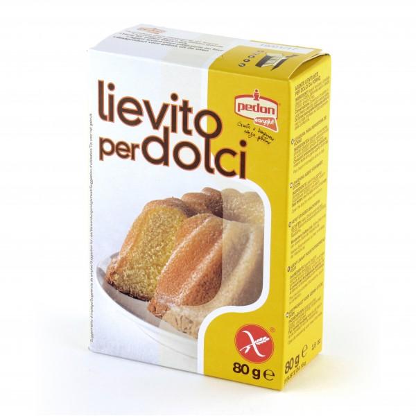 EASYGLUT Lievito Dolci S/G 80g