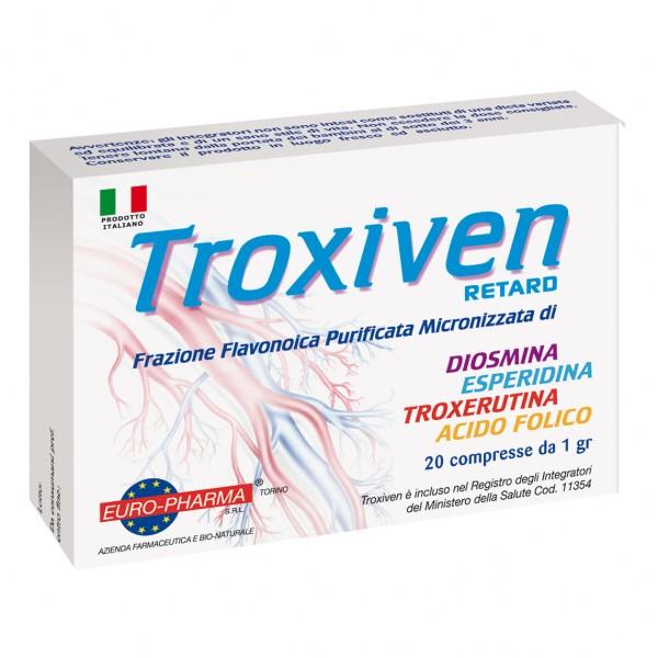 TROXIVEN 20 Cpr