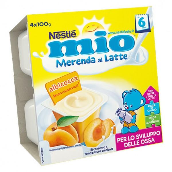 MIO Mer.Latte Albic.4x100g