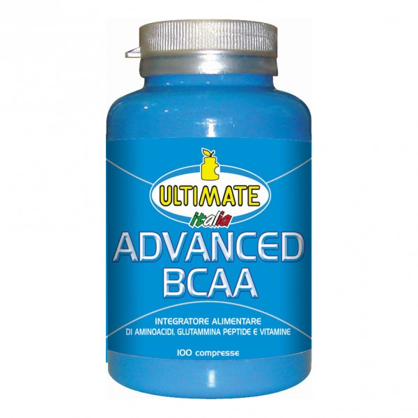 ADVANCED BCAA 100 Cpr 120g