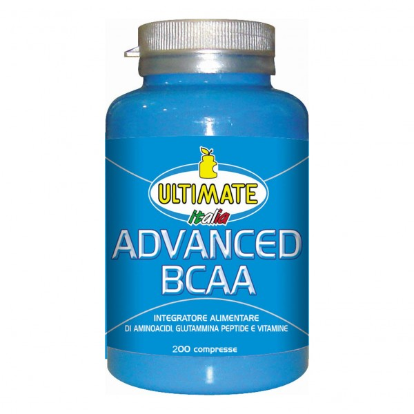 ADVANCED BCAA 200 Cpr 259g