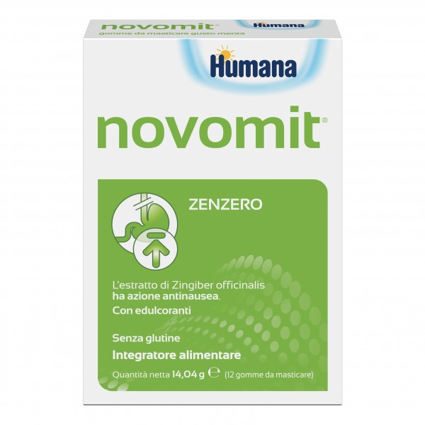 NOVOMIT Chewing-gum