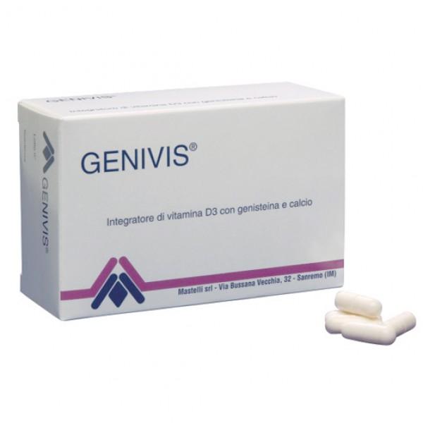 GENIVIS Int.Vit.D3 60 Cps