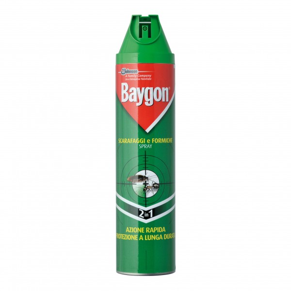 BAYGON S&F Spray Plus 400ml