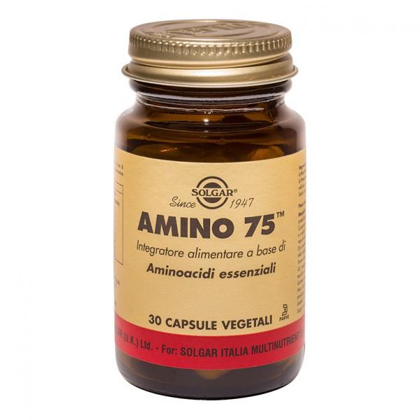 AMINO 75 30 VegiCps SOLGAR