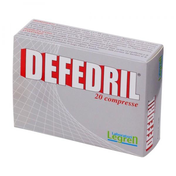 Defedril - Integratore alimentare per il...