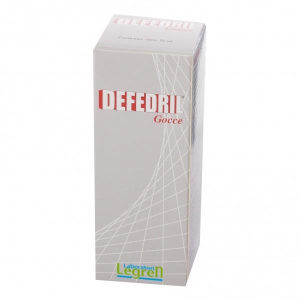 DEFEDRIL Gtt 50ml       LEGREN