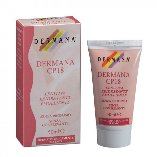 DERMANA CP18 Crema 50ml