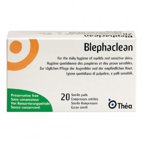 BLEPHACLEAN 20 Garze Sterili