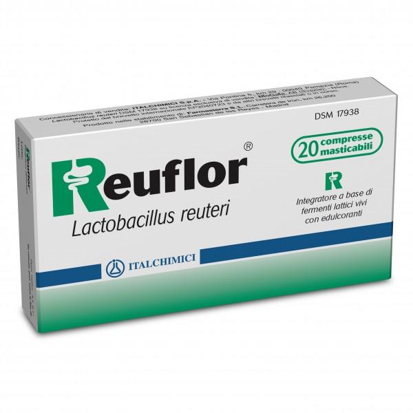 Reuflor - Integratore per l'equilibrio d...