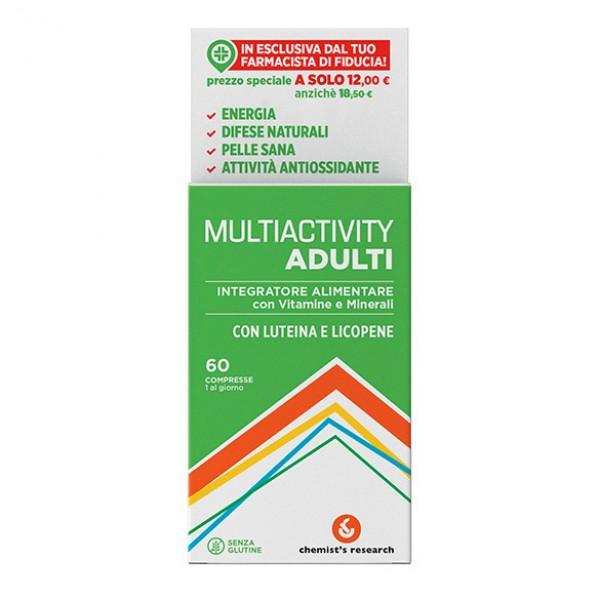 MULTIACTIVITY Adulti 60 Compresse
