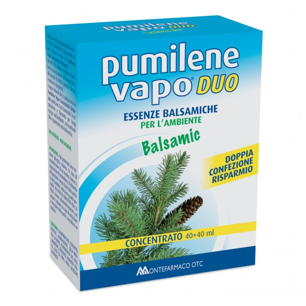 PUMILENE VAPO Conc.Duo 2x40ml