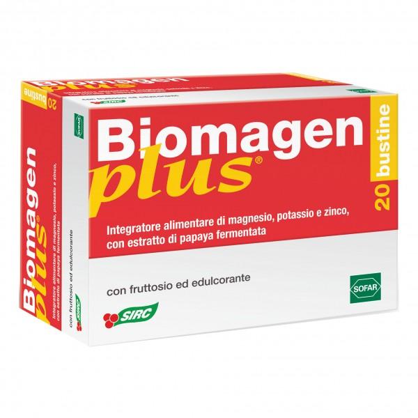 BIOMAGEN Plus 20 Bust.