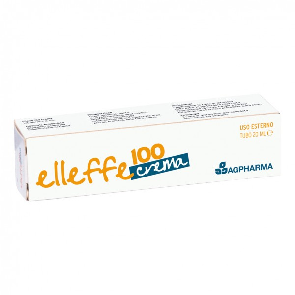 ELLEFFE 100 Crema 20 ml