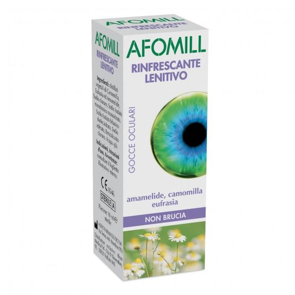 Afomill Rinfrescante gocce oculari 10 ml