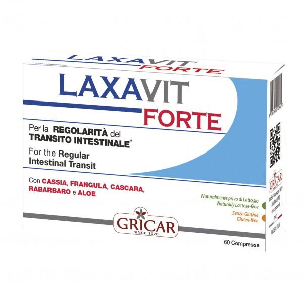 LAXAVIT Forte 60 Cpr