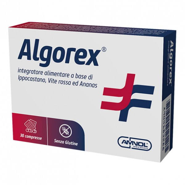 ALGOREX 30 Compresse 650mg