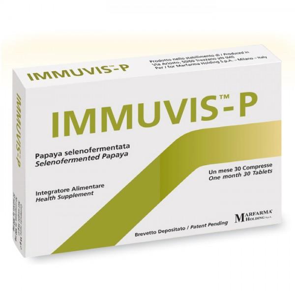 IMMUVIS-P 30 Compresse