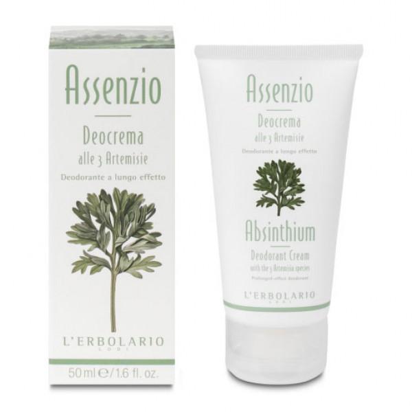 Assenzio Crema Deodorante alle Tre Artem...