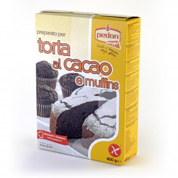EASYGLUT Prep.Torta Cacao 400g