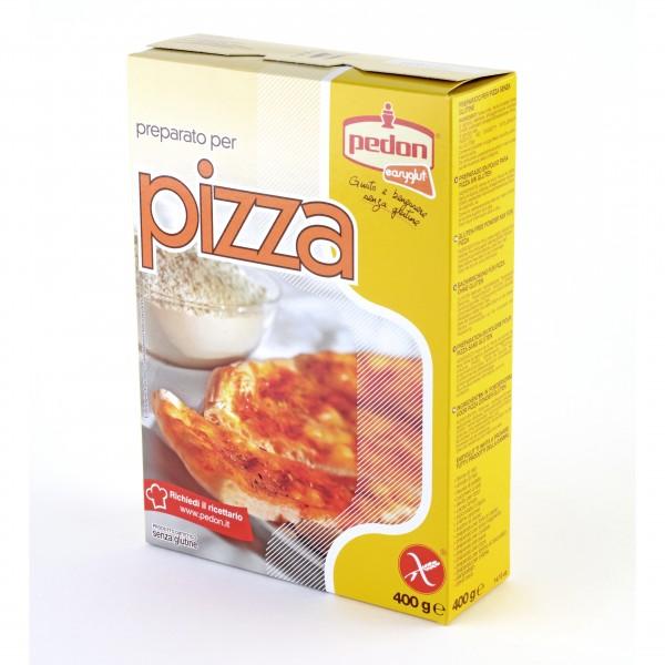EASYGLUT Prep.Pizza 400g