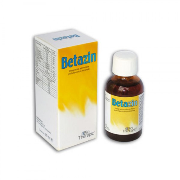 BETAZIN Gtt 30ml